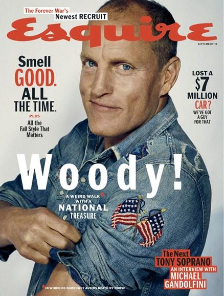 Esquire Cover - 9/1/2019