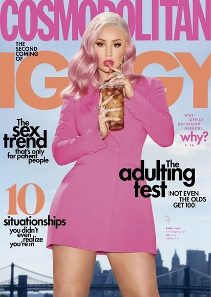 Cosmopolitan Cover - 9/1/2019