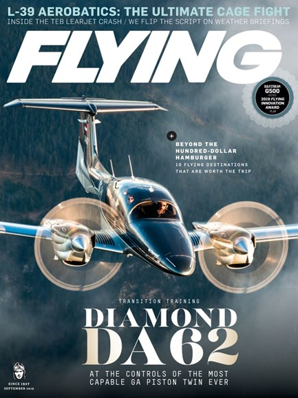 Flying Cover - 9/1/2019