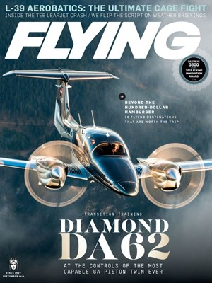 Flying Magazine | 9/2019 Cover