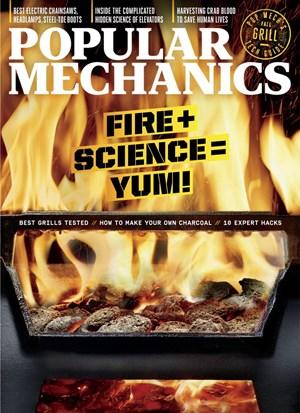 Popular Mechanics Magazine | 9/2019 Cover