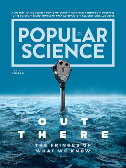 Popular Science Cover - 9/1/2019