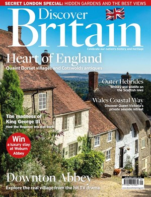 Discover Britain Magazine | 8/2019 Cover