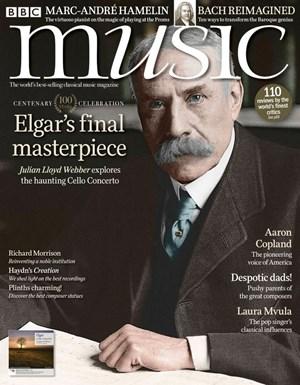 BBC Music Magazine   9/2019 Cover