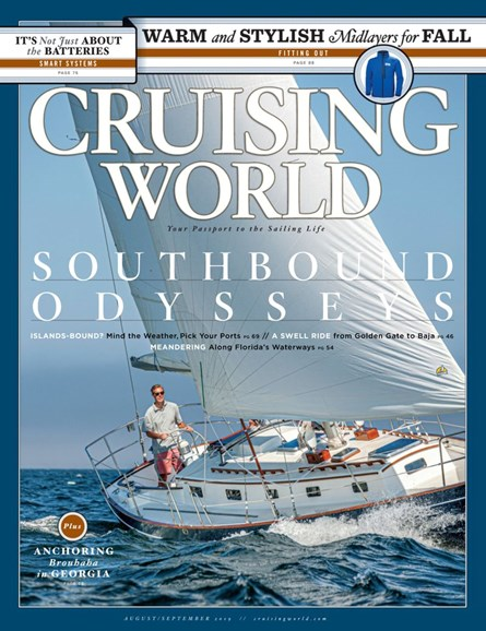 Cruising World Cover - 8/2/2019