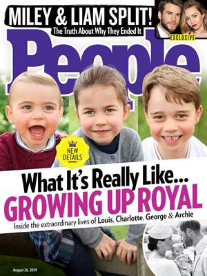 People Magazine | 8/26/2019 Cover