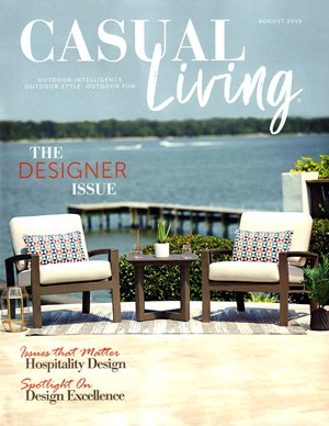 Casual Living Magazine | 8/2019 Cover