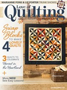 Fons & Porter's Love of Quilting 9/1/2019