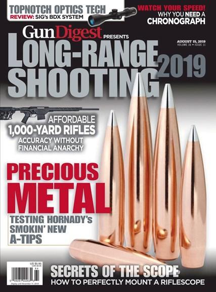 Gun Digest Cover - 8/15/2019