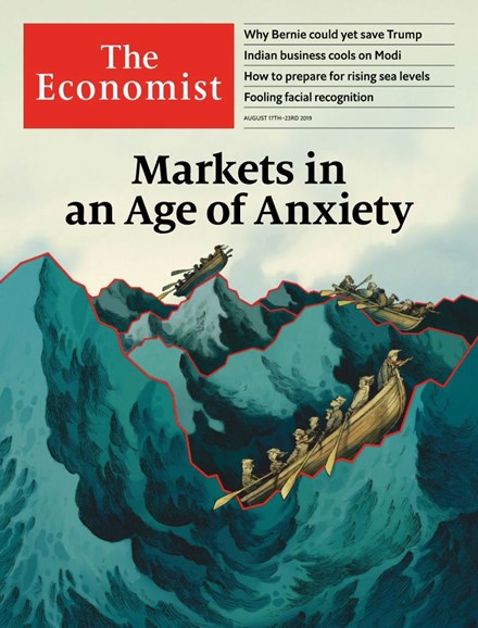 The Economist Cover - 8/17/2019