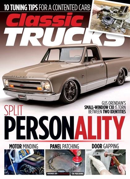 Classic Trucks Cover - 11/1/2019