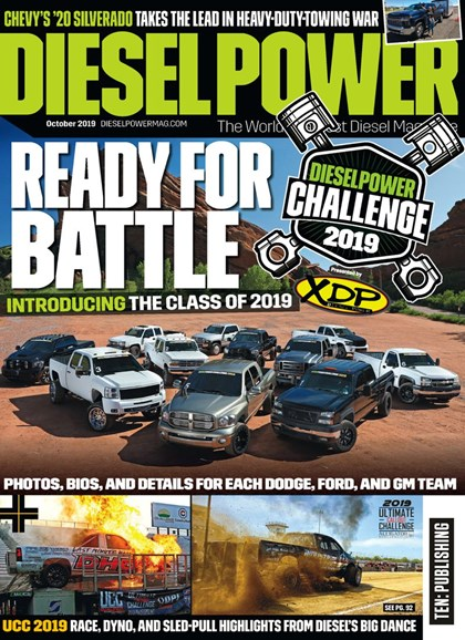 Diesel Power Cover - 10/1/2019
