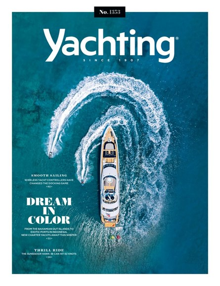 Yachting Cover - 9/1/2019