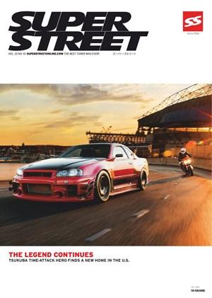 Super Street Magazine   10/2019 Cover