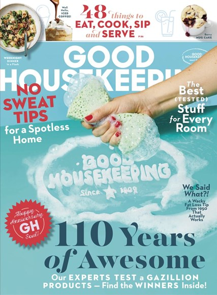 Good Housekeeping Cover - 9/1/2019