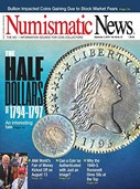 Numismatic News Magazine | 9/3/2019 Cover