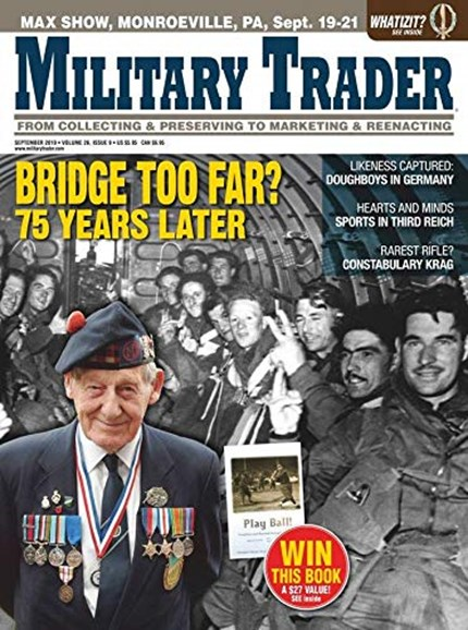 Military Trader Cover - 9/1/2019
