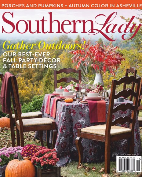 Southern Lady Cover - 10/1/2019
