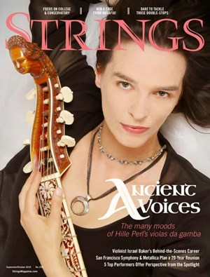Strings Magazine | 9/2019 Cover