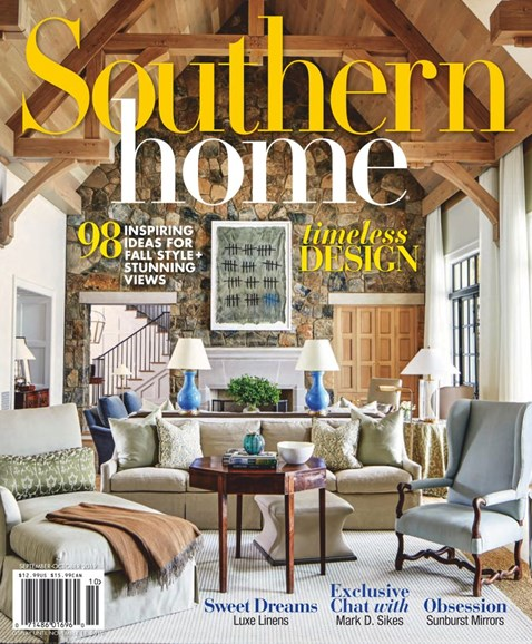 Southern Home Cover - 9/1/2019