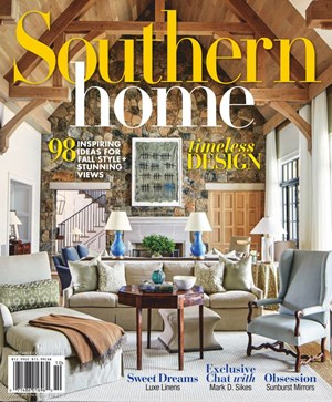 Southern Home | 9/2019 Cover