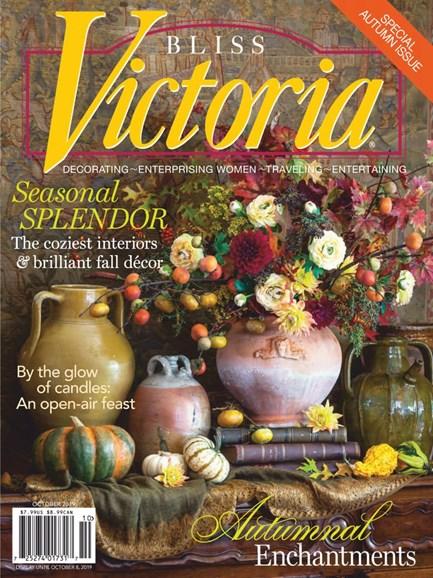 Victoria Cover - 10/1/2019