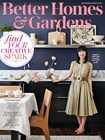 Better Homes & Gardens Magazine | 9/1/2019 Cover