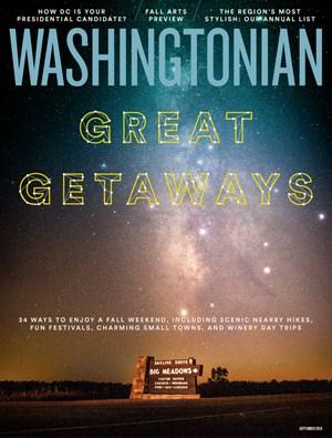 Washingtonian | 9/2019 Cover