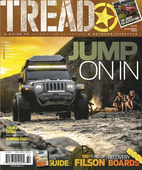 Tread Cover - 7/1/2019