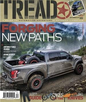 Tread | 9/2019 Cover