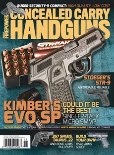 Concealed Carry Handguns   9/2019 Cover