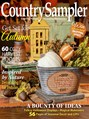 Country Sampler Magazine | 9/2019 Cover