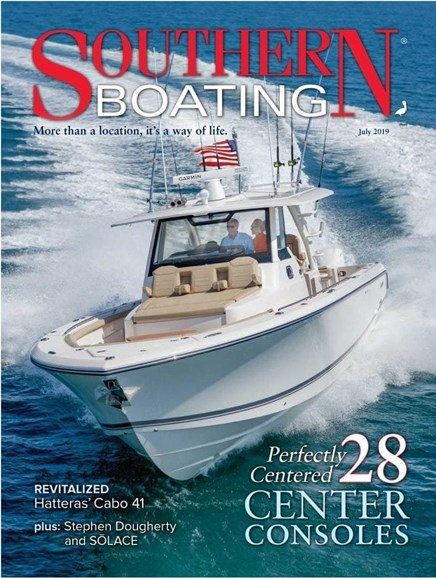 Southern Boating Cover - 7/1/2019