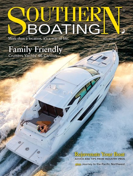 Southern Boating Cover - 9/1/2019