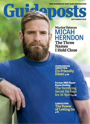 Guideposts Magazine | 9/2019 Cover