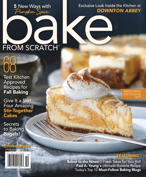 Bake From Scratch Cover - 9/1/2019