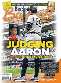 Beckett Baseball Magazine | 10/2019 Cover