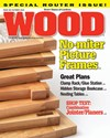 Wood Magazine | 10/1/2019 Cover