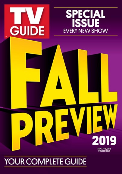 TV Guide Cover - 9/2/2019