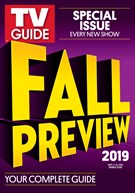 TV Guide Magazine 9/2/2019