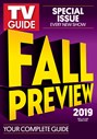 TV Guide Magazine | 9/2/2019 Cover