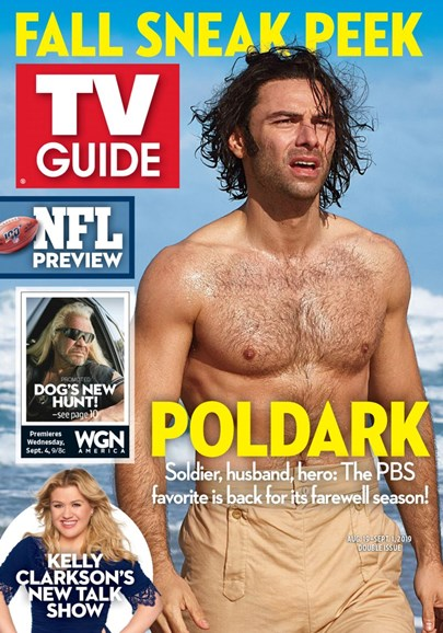 TV Guide Cover - 8/19/2019