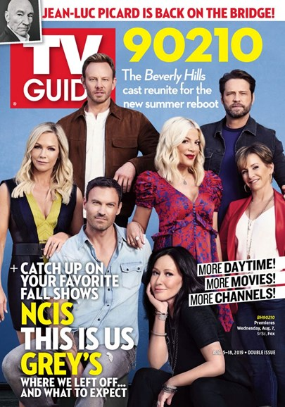 TV Guide Cover - 8/5/2019