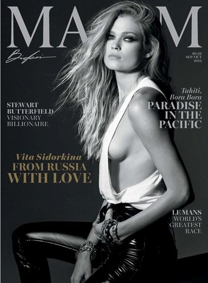 Maxim Cover - 9/1/2019