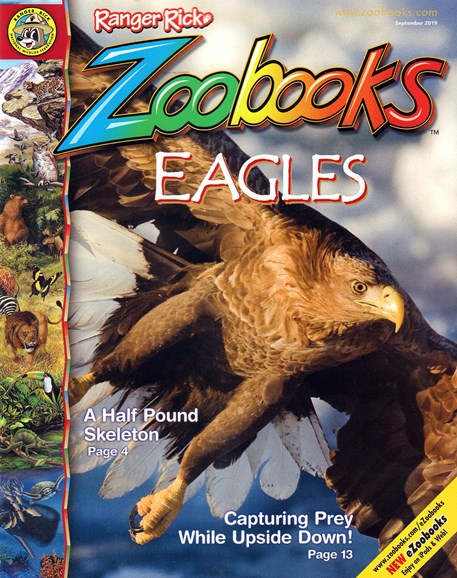 Zoobooks Cover - 9/1/2019