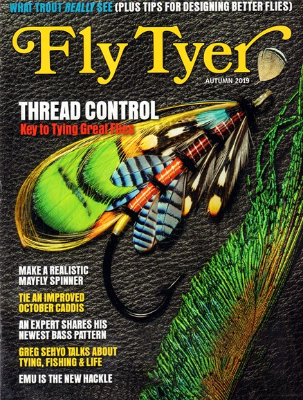 Fly Tyer Cover - 9/1/2019