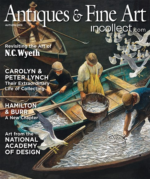 Antiques & Fine Art Cover - 9/1/2019