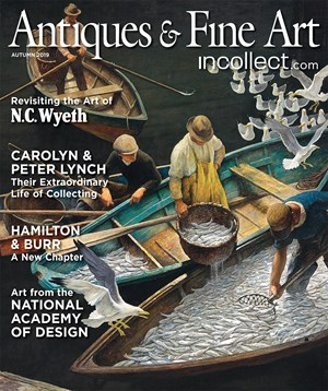 Antiques and Fine Art Magazine | 9/2019 Cover