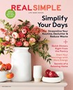 Real Simple Magazine | 9/1/2019 Cover