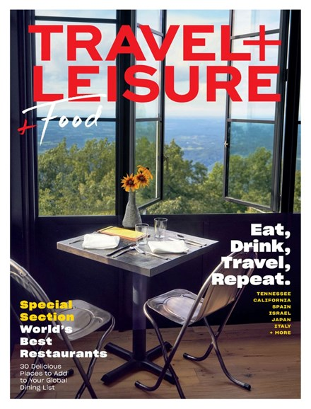 Travel + Leisure Cover - 9/1/2019